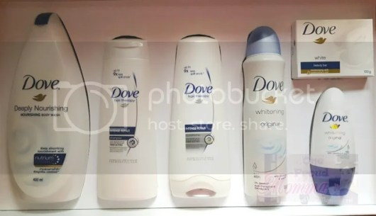 Celebrate #RealBeauty with Dove