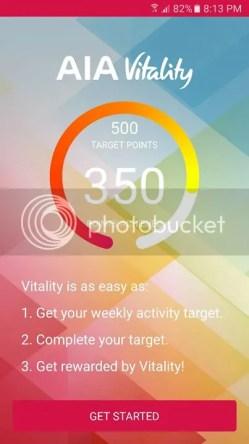Philam Vitality Active App