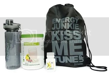 Amway FUNdles: The Full Bar FUNdle Lifestyle Products in Bundles of Fun and Health