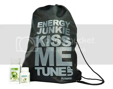 Amway FUNdles: The Nutrilite In amp Out Fundle Lifestyle Products in Bundles of Fun and Health