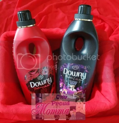 Improved Downy Parfum Collection #NeverFade