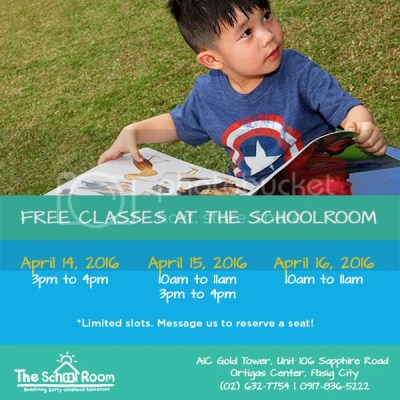 The SchoolRoom Free Classes