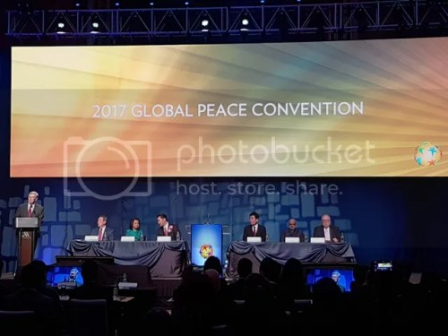 Global Peace Convention World Leaders