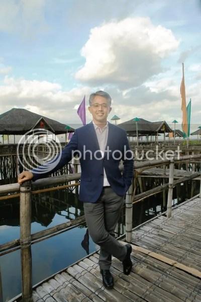 Island Cove Hotel and Leisure Park Presents Taste Cavite Food Tour #TasteCavite Managing Director Gilbert Remulla