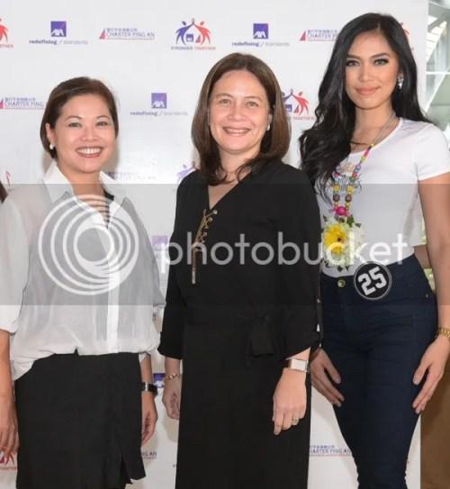 AXA Philippines Welcomes Bb Pilipinas 2017 candidates