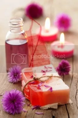 Handmade Herbal Soap by dusky