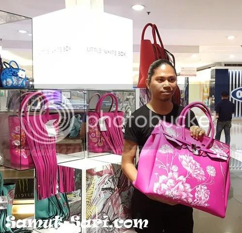 Save My Bag: Fashion Revolution by Kiana Valenciano x Daryl Feril