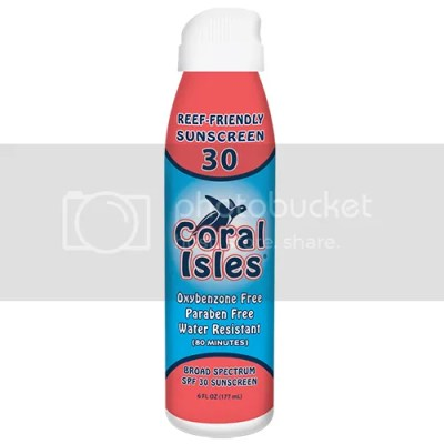 Coral Isles Sunscreen 6ozSpraySPF30