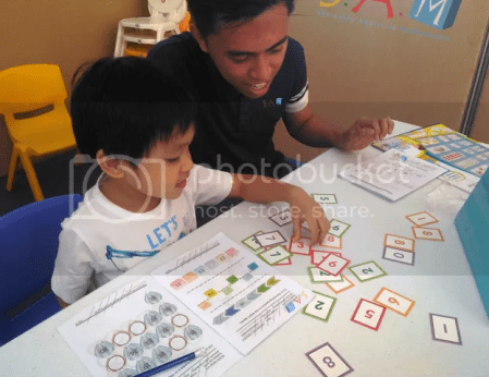 Seriously Addictive Mathematics - Singapore Math Enrichment Program