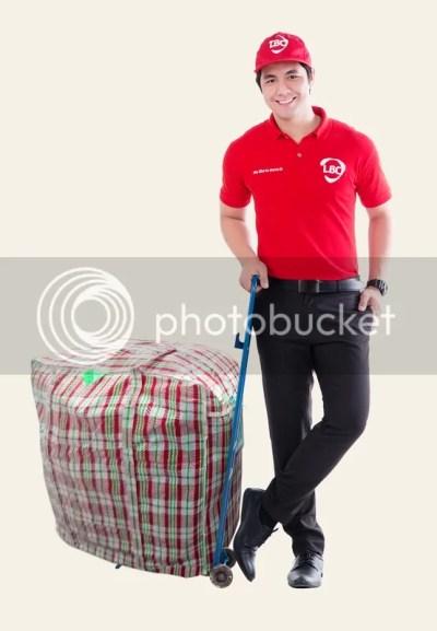 LBC Hong Kong: Stripe Bag Free 6-Months Storage Promo