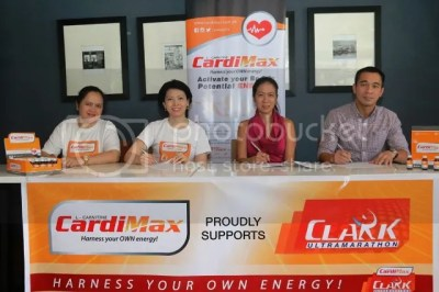 CardiMax Energizing Clark Ultramarathon 2016
