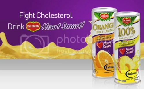 Del Monte Pineapple Juice Heart Smart