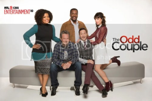 The Odd Couple Season 2 Premieres on RTL CBS Entertainment HD