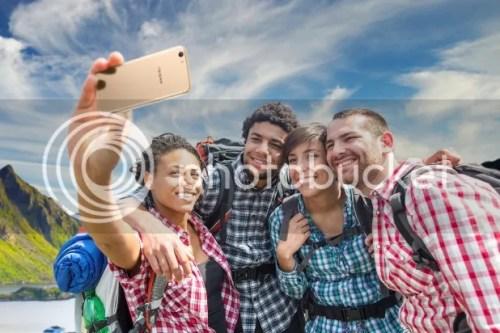 OPPO F1s Travel Selfie