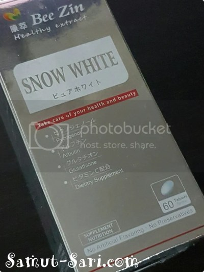 Beauty Magnet Snow White Whitening Tablets