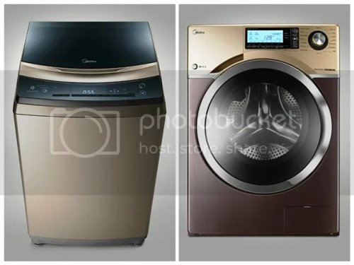 Midea iADD Washing Machine
