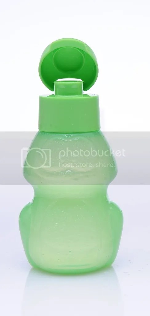 Kids Eco Bottle with Sipper Seal Lime Aid Frog