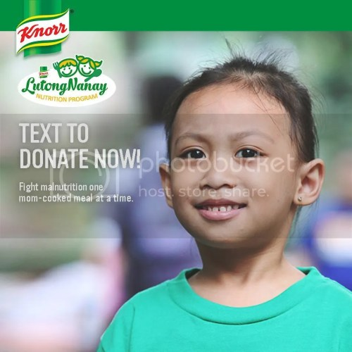 Knorr Lutong Nanay Nutrition Program