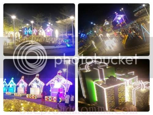 Lancaster New City Imus Cavite Christmas Lights Show