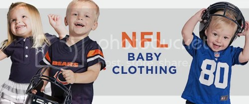 NFL Clothing Baby Fans