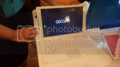 Alcatel PLUS 10 (8085) + 4G LTE KEYBOARD