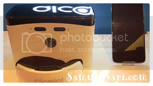 ALCATEL IDOL 4S + VR: Flagship Smartphone