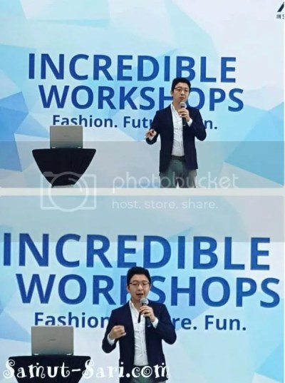 ASUS Incredible Workshop with RJ Ledesma