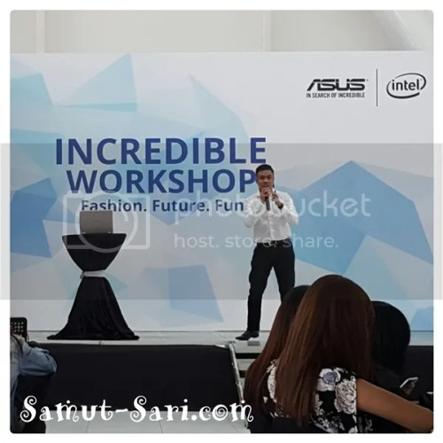 Asus Incredible Workshop Series Antoneil Harvey Factora
