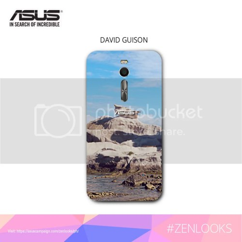 ASUS ZenLooks David Guison - Influencer ZenFone Case