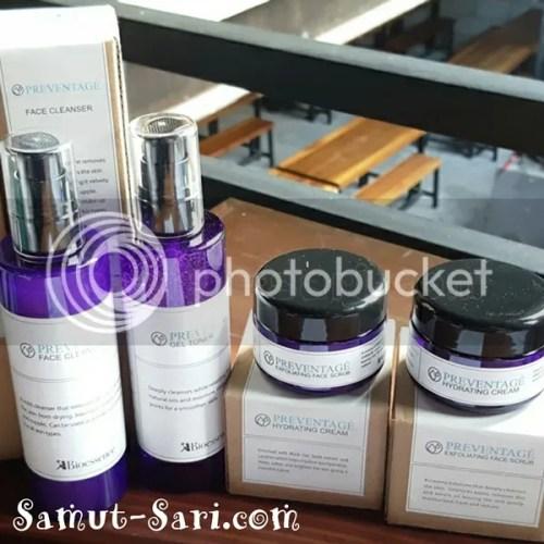 Bioessence Preventage Skincare