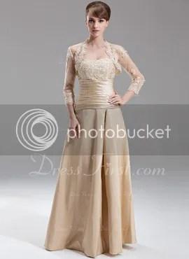 Princess Sweetheart Floor-Length Taffeta Bridesmaid Dress With Ruffle Lace Beading