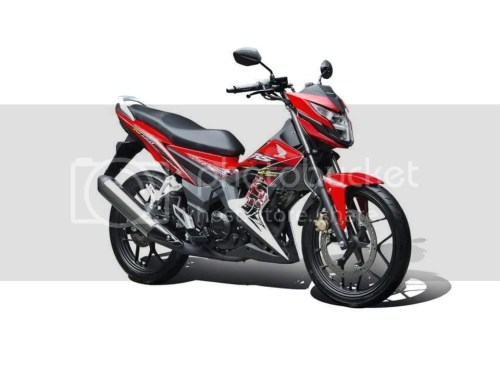 All New Honda RS150