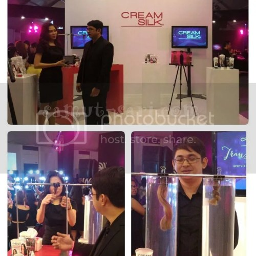 Cream Silk Transformations