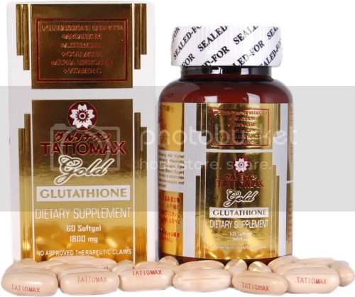 tatio Active DX Gold Glutathione