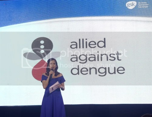 Jolina Magdangal-Escueta Take Action and Manage Dengue!  ‪#‎AlliedAgainstDengue‬