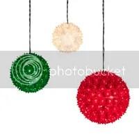 Christmas Lights Artificial Lights