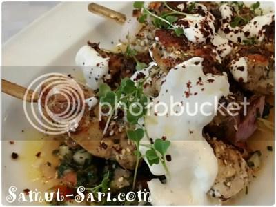 Bondi&Bourke Chicken Kebab