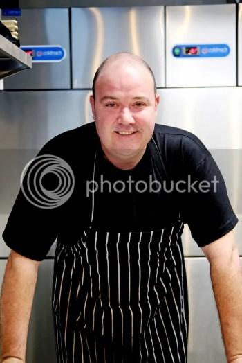 Chef Wade Watson of BONDI&BOURKE
