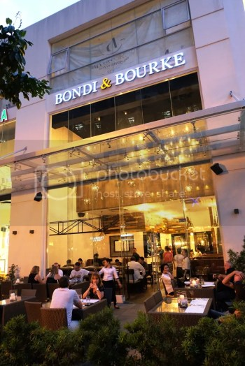 Bondi & Bourke Now Open at Burgos Circle Bonifacio Global City