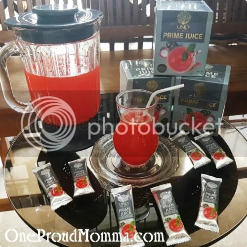 UNO Premier Prime Juice
