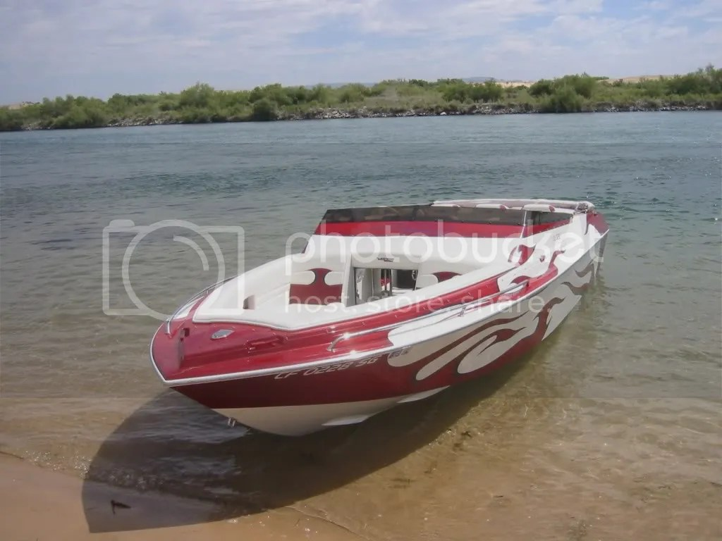 04 Warlock 23 XRI Mint Checkmate Community Boating Forums