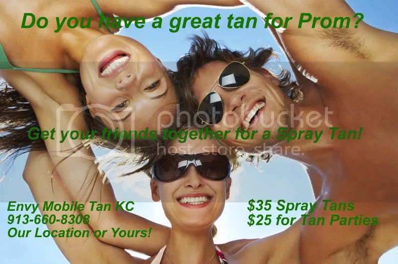 spray tan tips for beginners