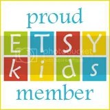 Proud Etsy Kids Member