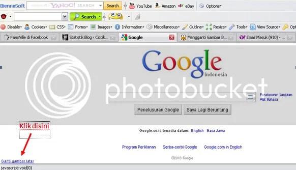 tampilan google,ciccikoni