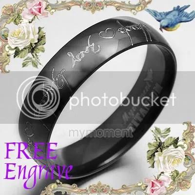 Tungstentitanium Wedding Bands Womenstewartsville Cheap