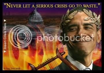 Obama = Nero