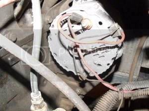 Alternator wiring  JeepCJ Forums