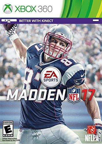 Madden NFL 17 XBOX360-RtFM