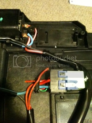 Engine Cooling Fan 1plug2plug