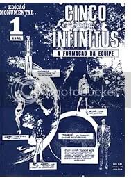 Edição Monumental - Cinco Por Infinitus - Clique para ampliar